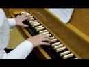 Бекстейдж с поездки в СГАФ (клавесин)