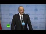 Syrischer UN-Botschafter nennt vor Sicherheitsrat Namen der NATO-Offiziere und Agenten in Ostaleppo