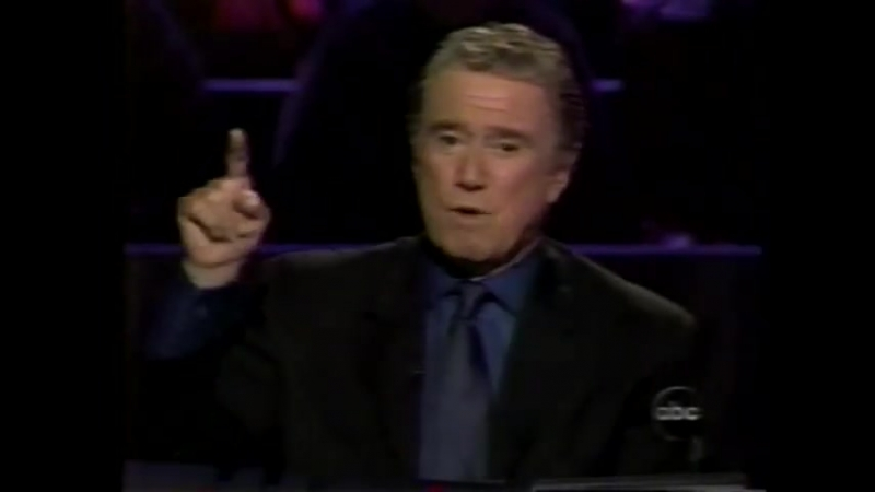 Who Wants to be a Millionaire (USA) (17-18.10.2000) (неполные)