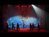 Концерт школы танцев Trance-dance.Донецк.Шоу балет Фридом.03.06.18