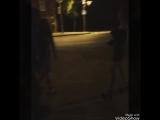 #вечерняя прогулка#случайная встреча#настроение супер!!! ))888