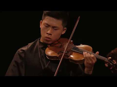 Devil's Trill Sonata G Tartini ed Kreisler Kerson Leong