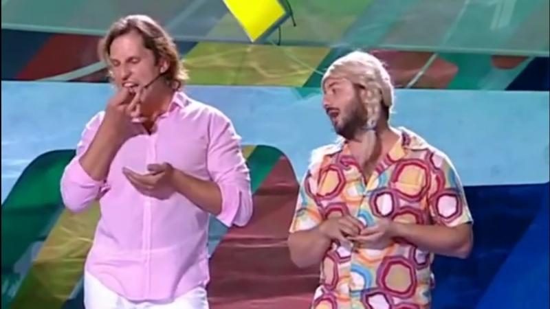 Летний кубок (2009) - Утомлённые солнцем: А.Ревва и М.Галустян - Пойдёшь, за меня?