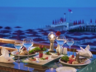 AKKA ALINDA HOTEL 5*** (Турция, Кемер)