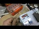 самодельная электроника для подачи угля в твердотопливный котел