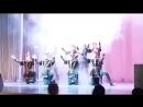 Тувинский танец. Благотворительный концерт. 17.02.2018 г.