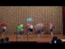 """11. Детский сад """"Солнышко - """"Танец с зонтиками"""""""
