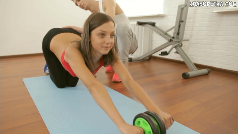 Красопетка 6 Фокси Ди Sexy Fitness Girl 6 Foxi Di Фитоняша Екатерина Иванова