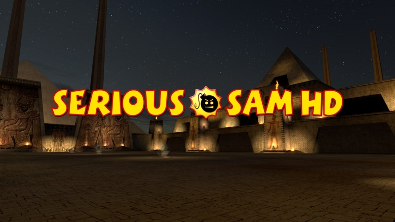 ZorG Game LIVE | Serious Sam: The First Encounter HD | co-op