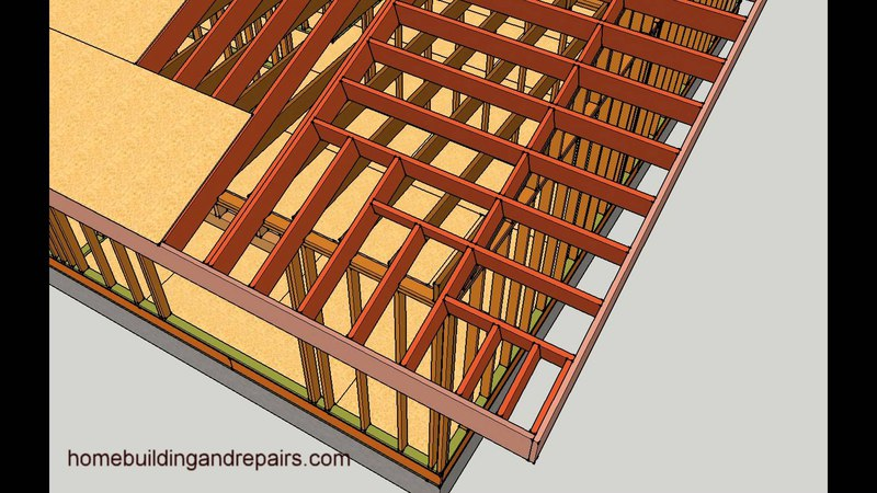 How To Make Gable Roof Overhang Longer - Engineering and Framing Ideas
