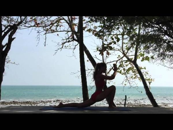 Хатха йога Гибкость и выносливость
