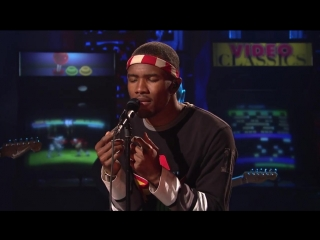 Frank Ocean/John Mayer - Thinking About You (Live on SNL)