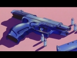 Noir - Creditless Ending (Akino Arai - Kirei na Kanjou)(PV-Vision)