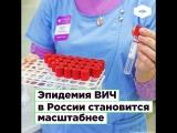Эпидемия ВИЧ в России становится масштабнее ROMB