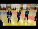 Хип-хоп дуэт дети 3-4 лига, Ваня-Оля, ЧМО, Лобня, 28.01.18