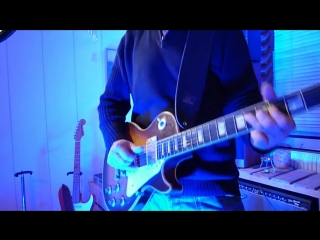 Dire Straits _ Mark Knopfler Brothers in Arms - guitar solo by Ingo Raven, Music Man 212 HD 130 amp