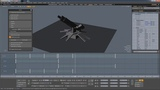 MODO 12.1 Driven Actions Animation