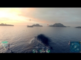 Aigle — французский орел. Армада [World of Warships]