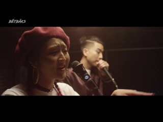 KSTYLE TV Betbaks by KRNFX feat Lydia Paek BTS 피 땀 눈물 Blood Sweat Tears mp4
