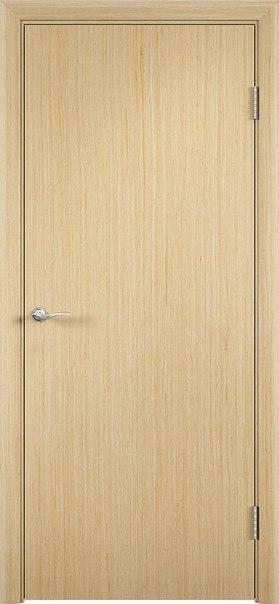 Межкомнатная дверь ГЛАДКАЯ выбеленный дуб