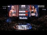 UFC 225 Holly Holm VS Megan Anderson