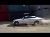 Топ-5 лучших трюков от Mercedes-Benz