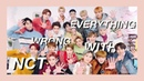 Everything wrong with nct