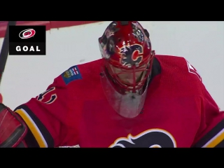 Highlights: CAR vs CGY Oct 19, 2017