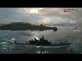 World Of Warships Missouri OP