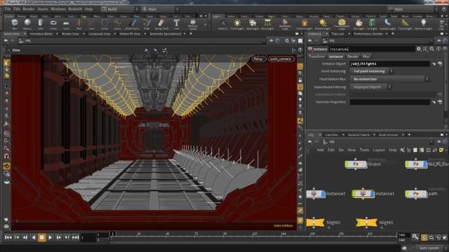 VEX Driven Workflows | David Kahl | Houdini HIVE Utrecht