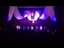 Стилизованный тувинский танец «Хандагайты»