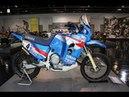 1995 YAMAHA XTZ850R Stephane Peterhansel's Machine