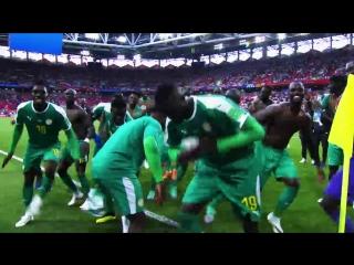 Топ-3 танцев сенегальских футболистов