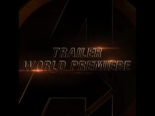 Завтра 16.03 - Новый Трейлер Мстителей