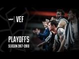 VTB League Playoffs 2018 Preview: VEF Riga