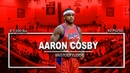 Players To Watch // Aaron Cosby // Bristol Flyers  Highlights //  Seton Hall, Illinois and WKU