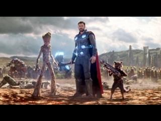 Битва в Ваканде: Мстители война бесконечности (Битва в Ваканде)
