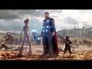 Битва в Ваканде Мстители война бесконечности Битва в Ваканде