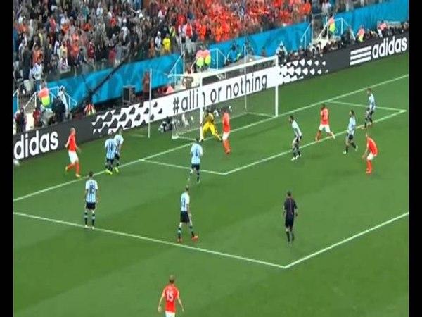 Arjen Robben World Cup 2014 Goals Skills Assists
