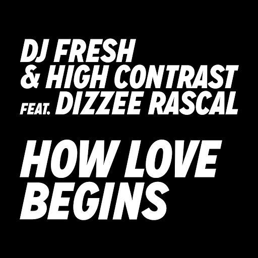 DJ Fresh альбом How Love Begins (feat. Dizzee Rascal)