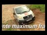 Fiat Scudo 4x4 Dangel.