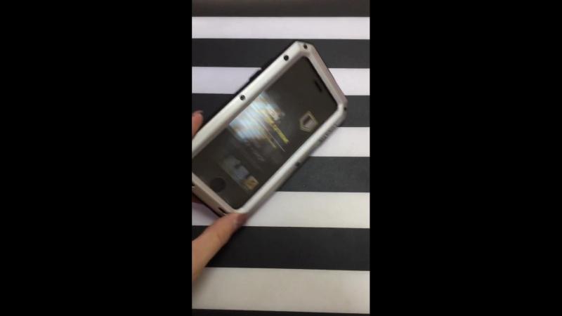 Накладка для IPhone 7 Lunatik