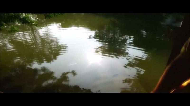 Janu-kunda lake, Ekachakra village. India, West Bengal