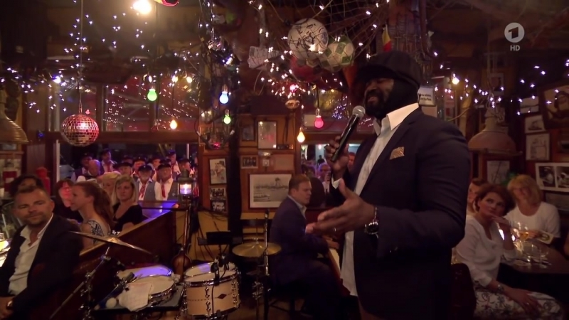 Gregory Porter - Dont Be A Fool (Inas Nacht - 2016-11-12)