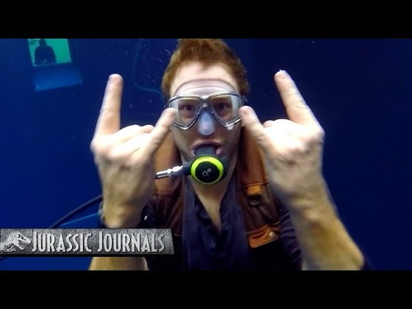 Chris Pratt's Jurassic Journals: Pete Harcourt (HD)