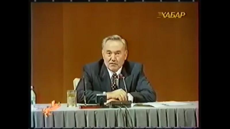 Назарбаев - пранк, который вышел из под контроля