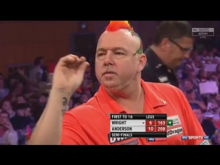 Peter Wright vs Gary Anderson (Grand Slam of Darts 2017 / Semi Final)