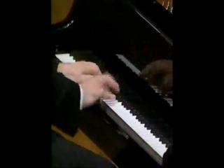 Ф.Шопен - Этюд № 24 - исполняет Б.Березовский