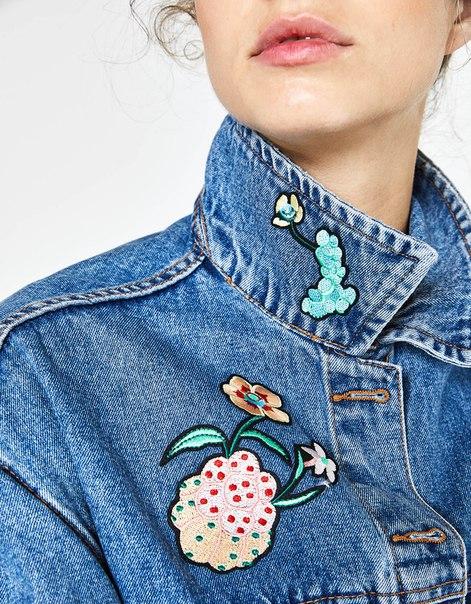 Нашивки Mari Ito, лимитированная коллекция