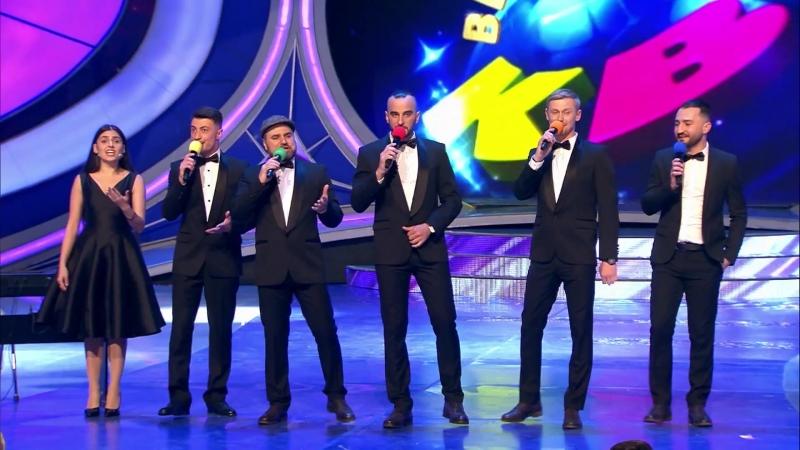 Планета Сочи - Музыкальный Номер | КВН Высшая лига 2018 - Третий четвертьфинал